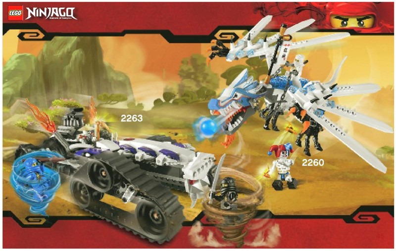 lego ninjago skull motorbike instructions