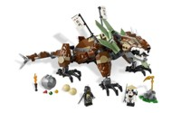 Lego Ninjago, Earth Dragon Defense