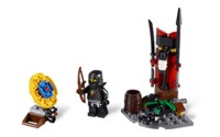Lego Ninjago, Ninja Training Outpost
