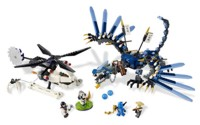 Lego Ninjago, Lightning Dragon Battle