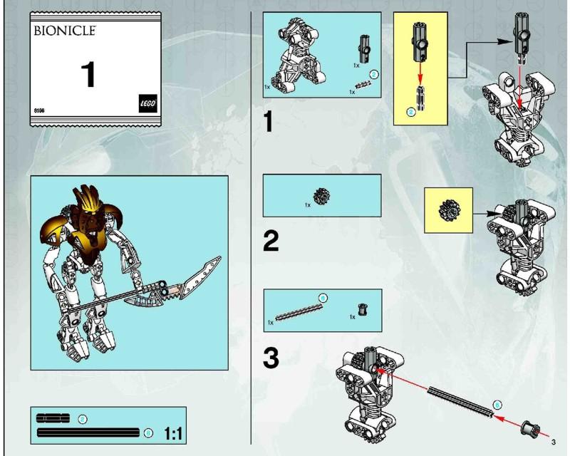 List of Bionicle characters - Wikipedia