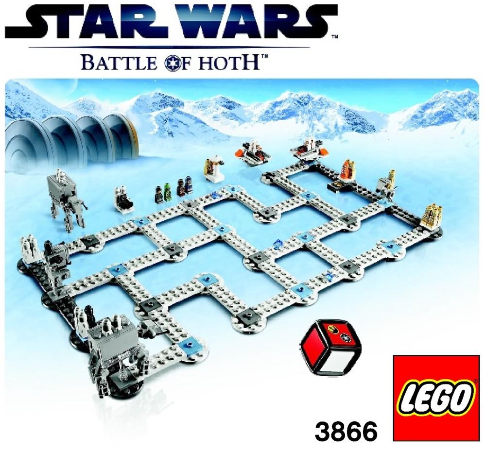 lego battle of hoth instructions
