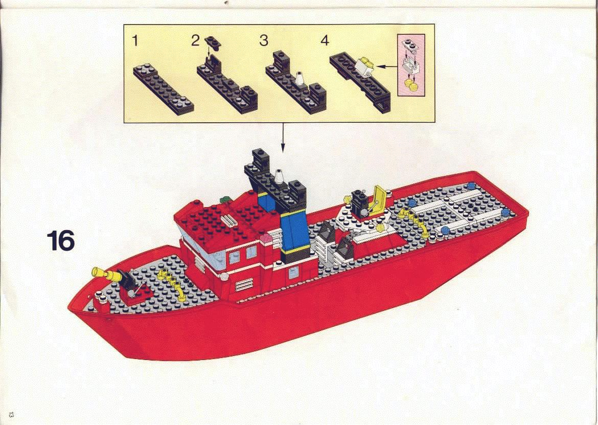 lego batman boat instructions