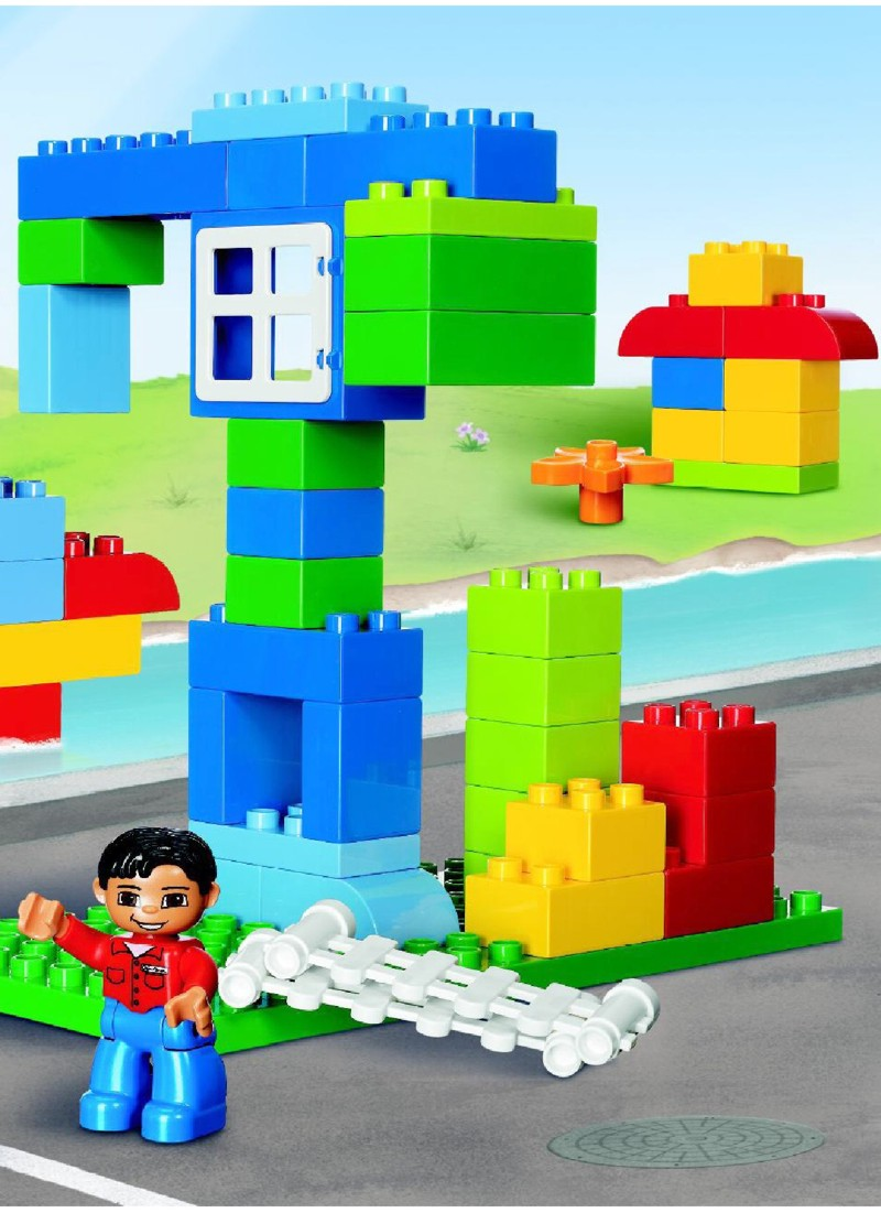 lego duplo building instructions