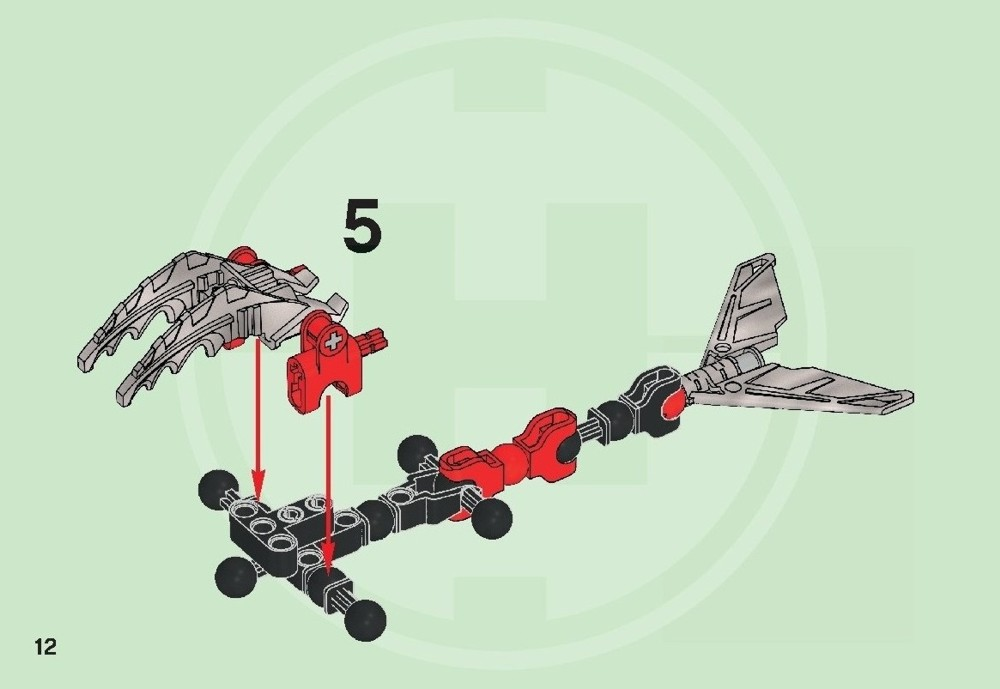 how to build a lego factory step by step