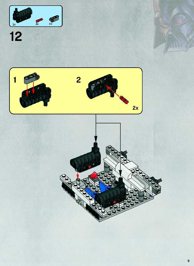 Imperial Landing Craft Instructions