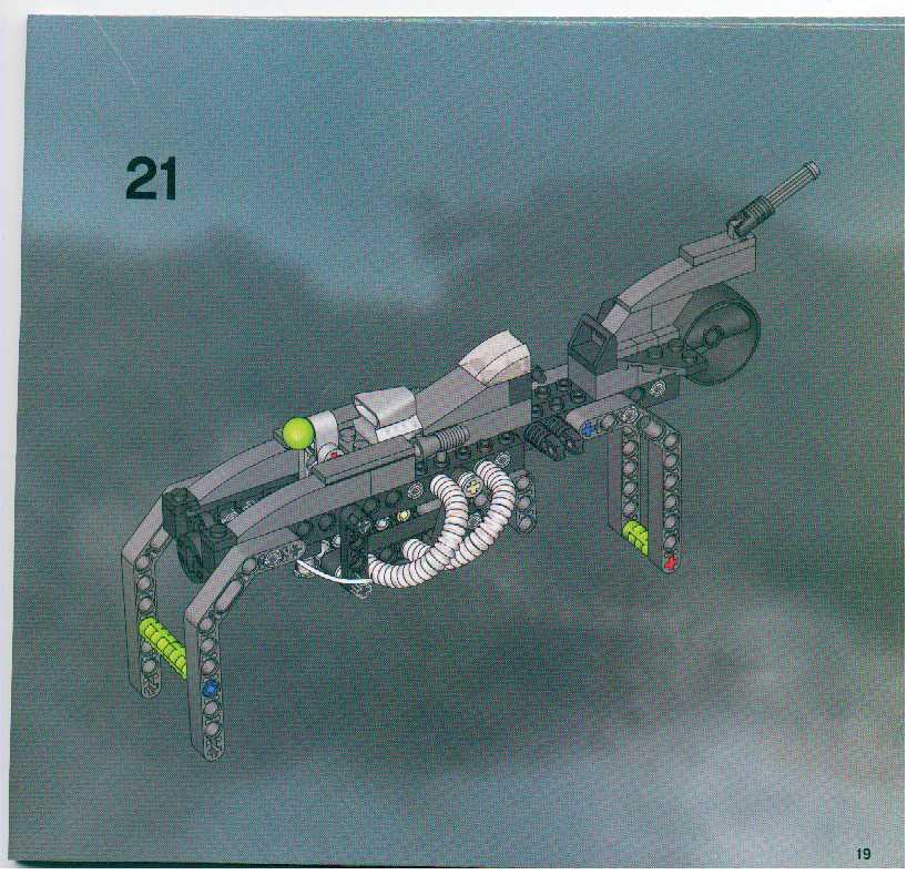 the phantom lego instructions