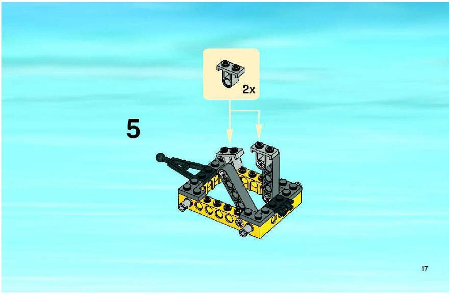 lego city plane instructions