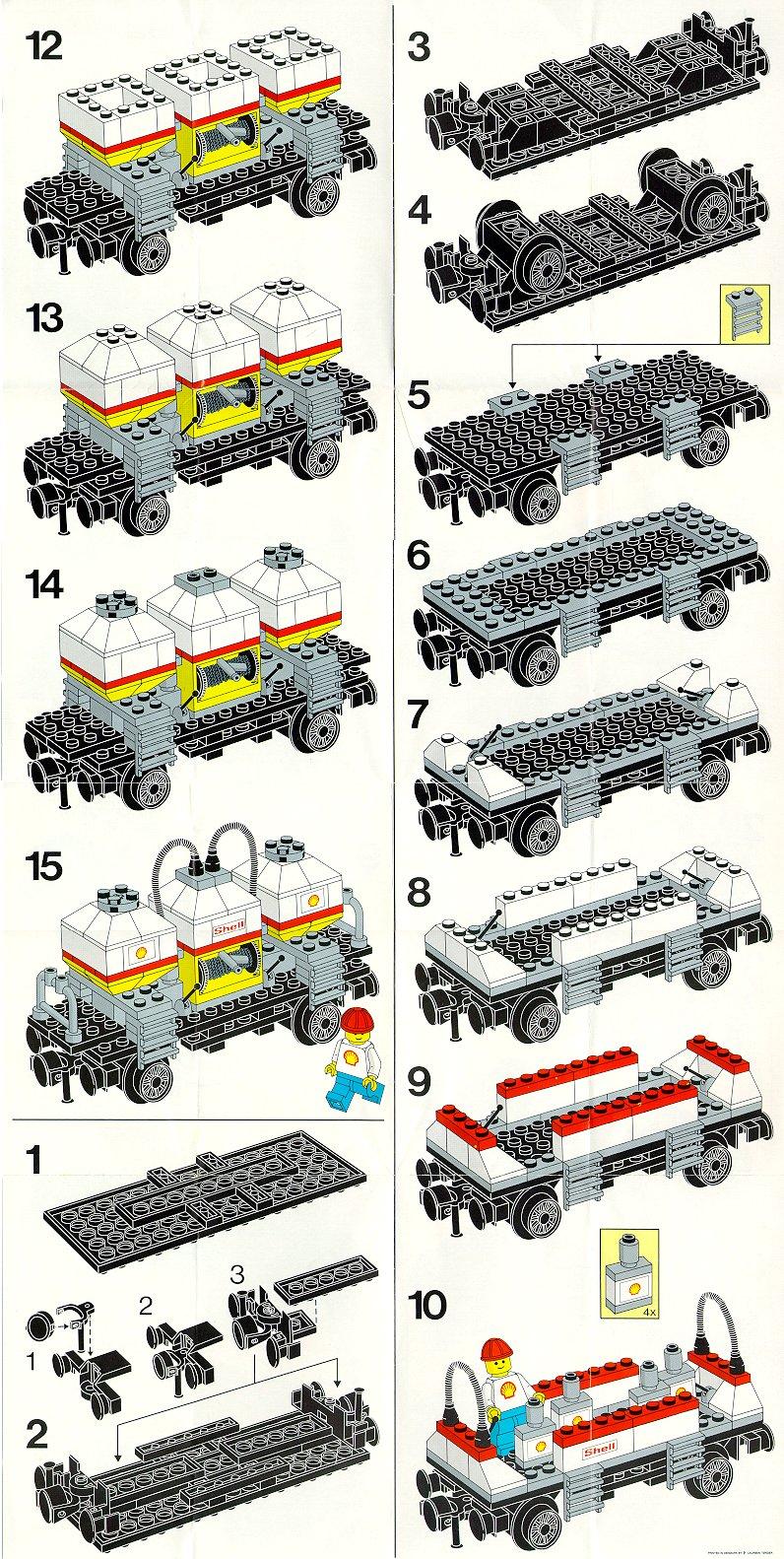 Lego Train Station Moc Instructions