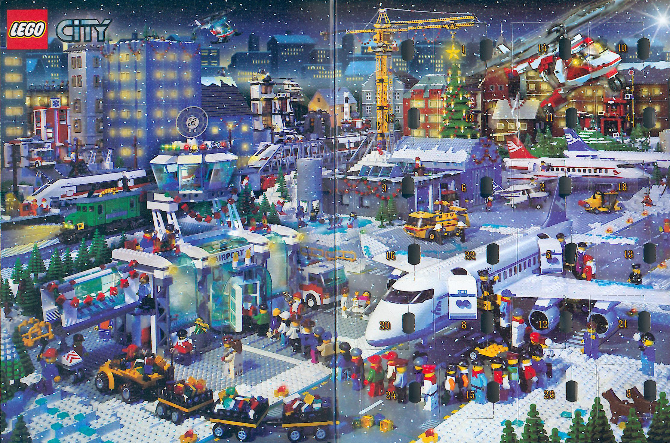 star wars advent calendar brickipedia lego wiki notes this advent ...