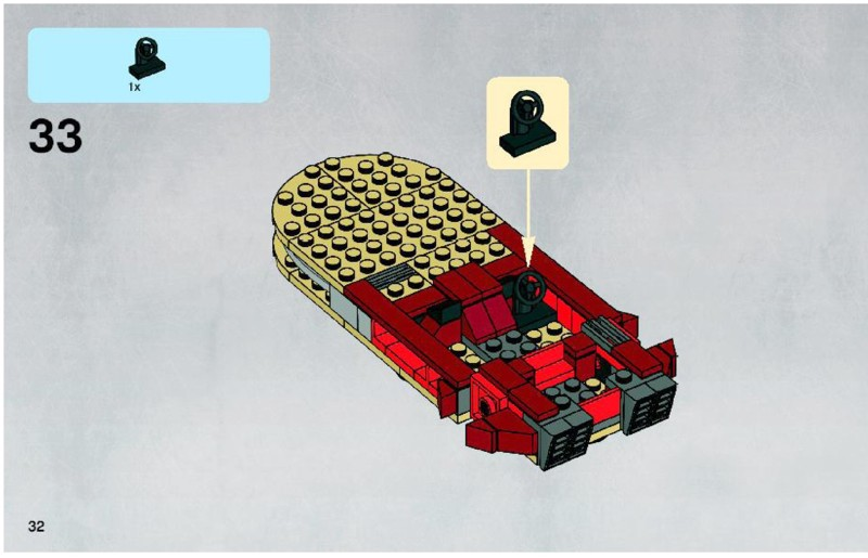lego star wars 8092 instructions