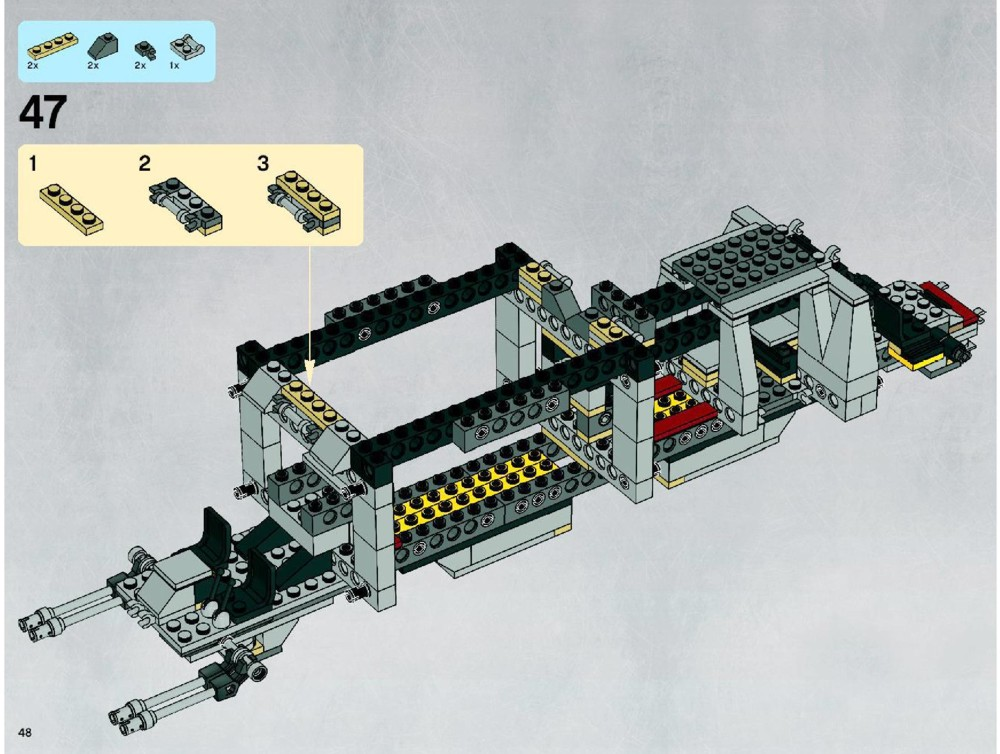 lego turbo tank instructions