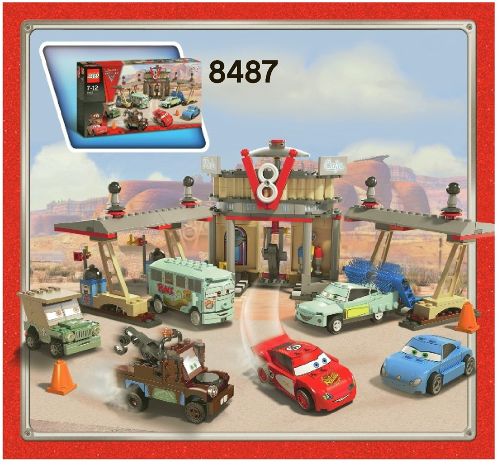Mack Truck Lego Mack Truck Instructions