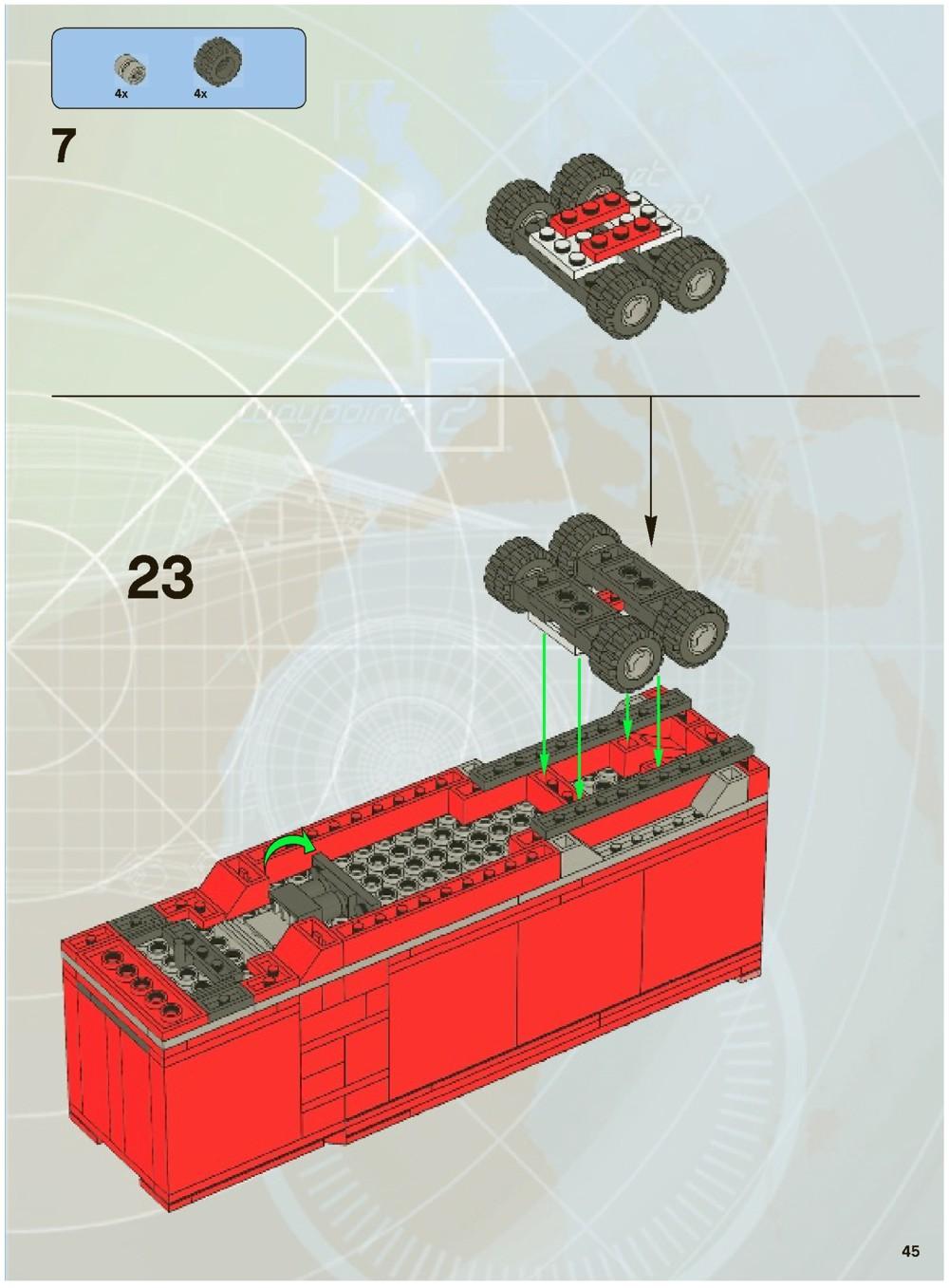 lego 8486 instructions pdf