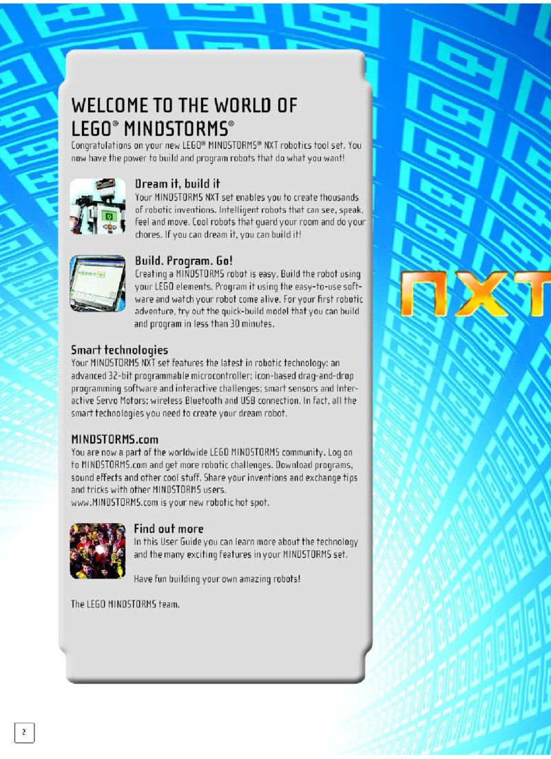 nxt 2.0 instructions