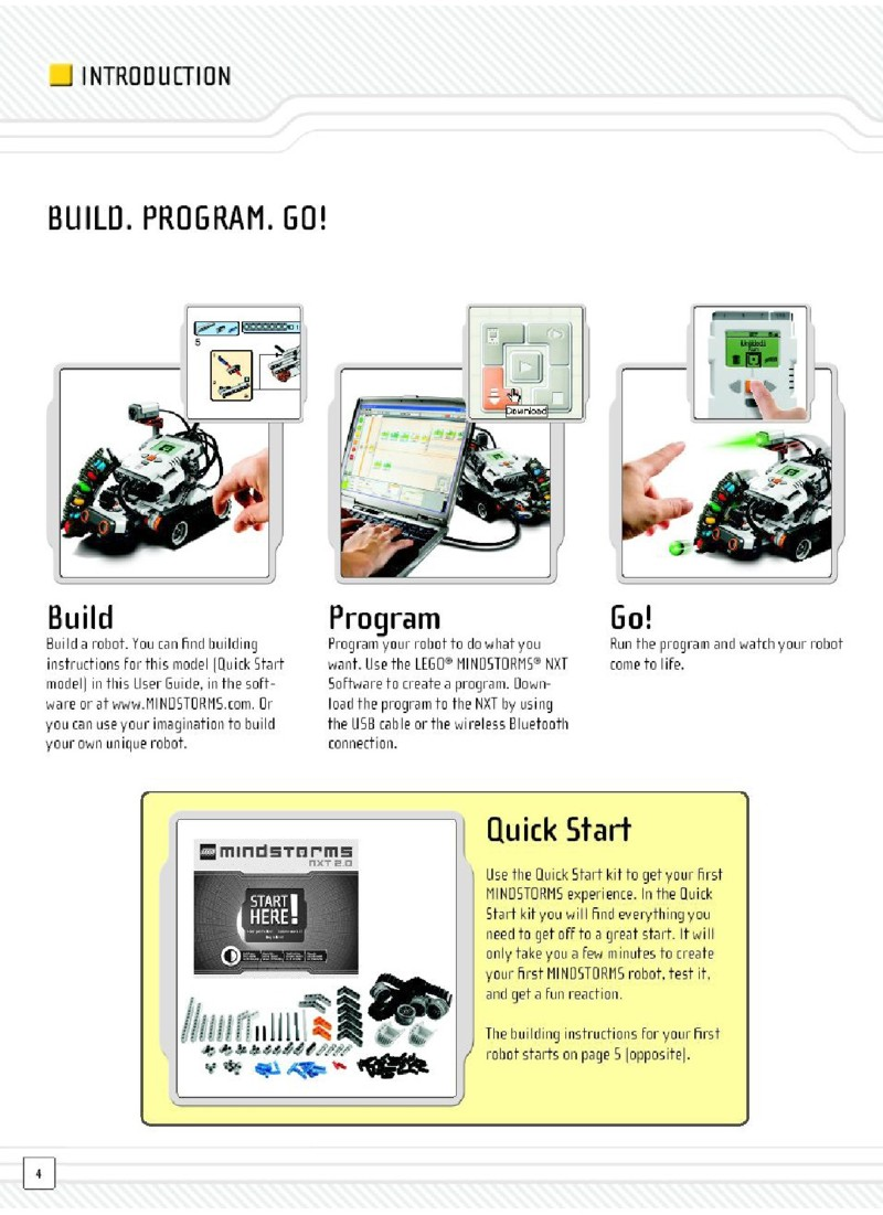 Lego Mindstorm Building Instructions Pdf