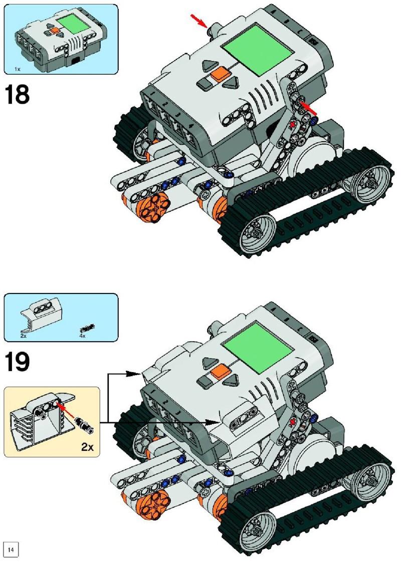 Technic: Mindstorm Mindstorms Education Base Set [Lego 9797