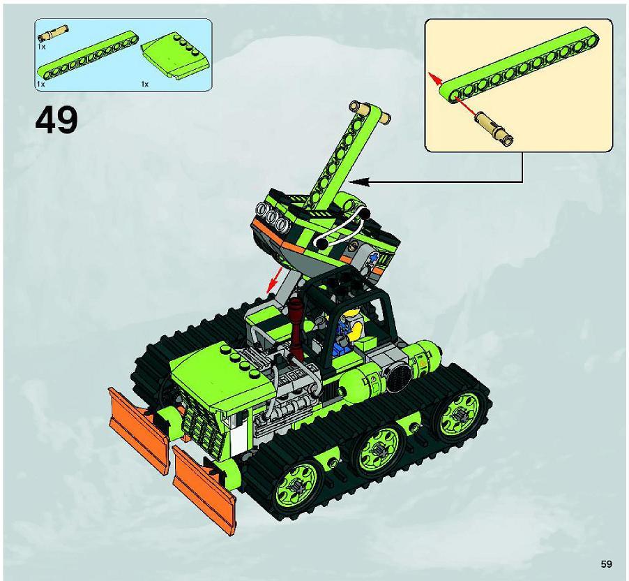 lego ninjago boulder blaster instructions