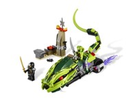 Lego Ninjago, Lasha's Bite Cycle