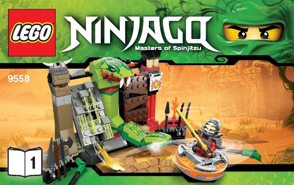 Lego Ninjago, Training Set