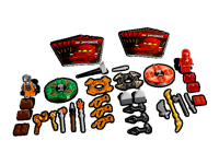 Lego Ninjago, Weapon Pack