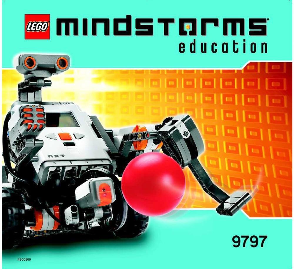 Lego Mindstorms Education Kit Building Instructions