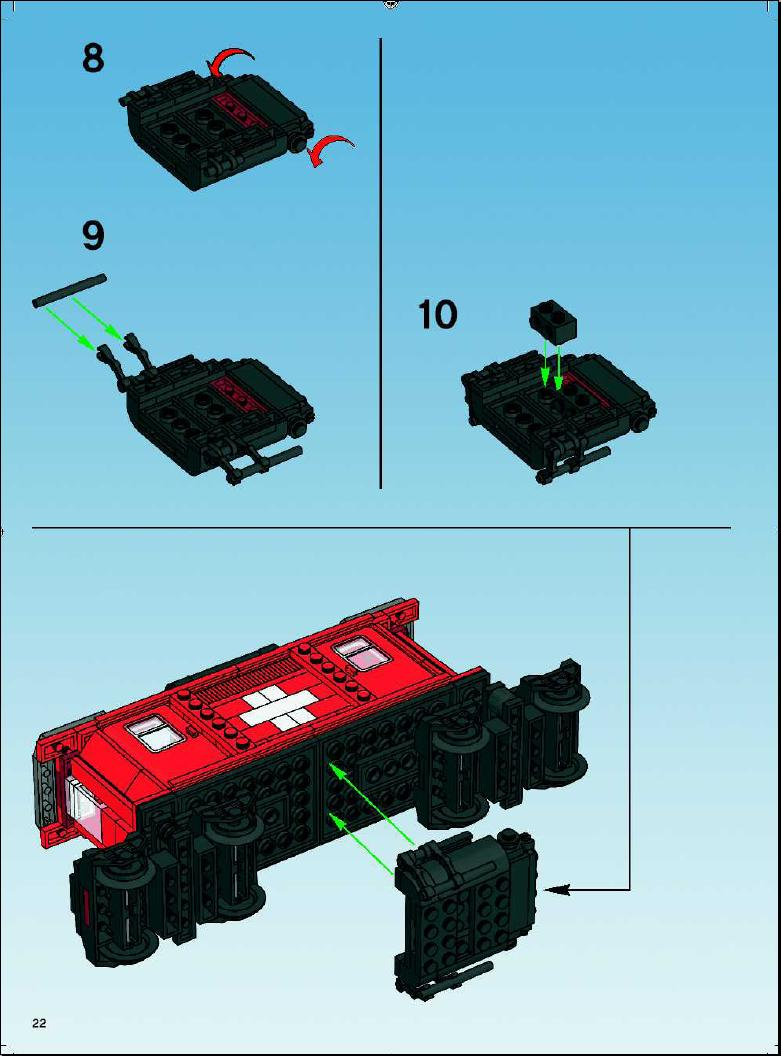 lego train instructions pdf