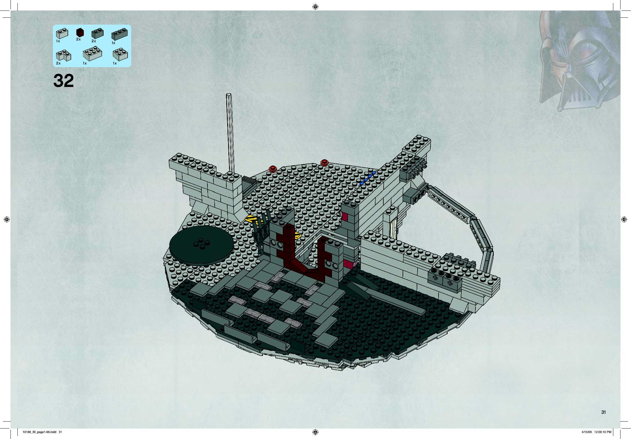 Images Of Death Star Lego Instructions Spacehero