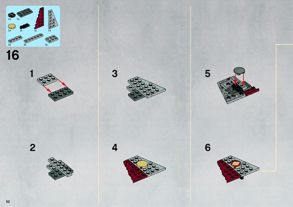 lego star wars dropship instructions