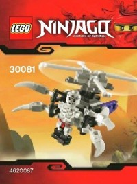 Lego Ninjago, Skeleton chopper