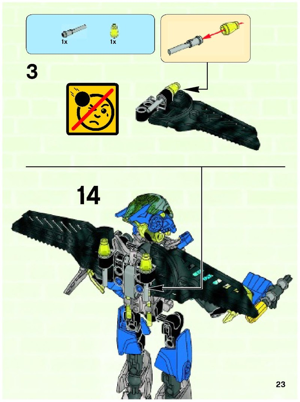 Herofactory Lego Com Bi