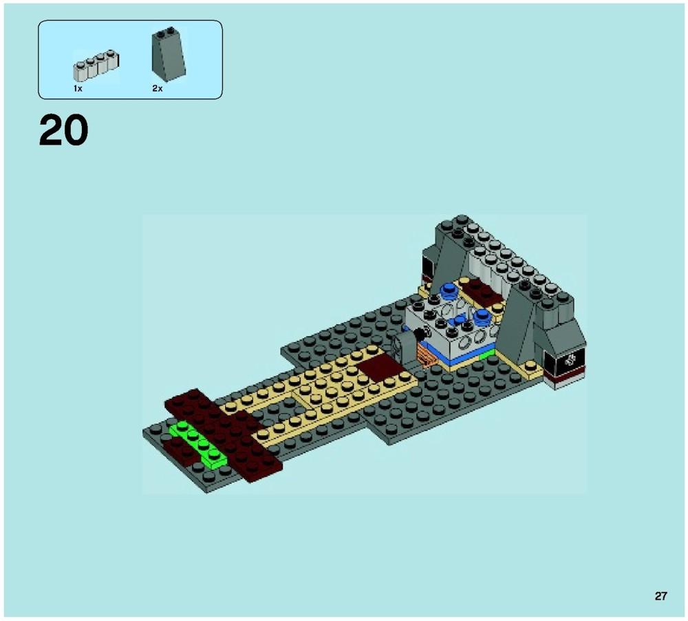 lego chima eagle instructions