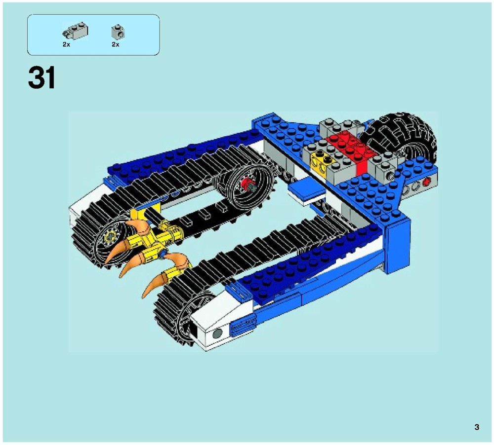 lego chima building instructions