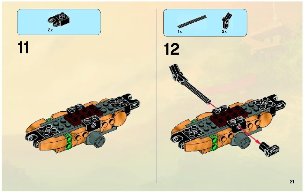 how to build a lego dragon instructions